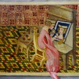 Damenkränzchen Detail