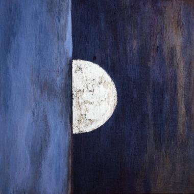 © Miriam Eva Hofmann, Perspektivwechsel, Acryl auf Holz, 2013