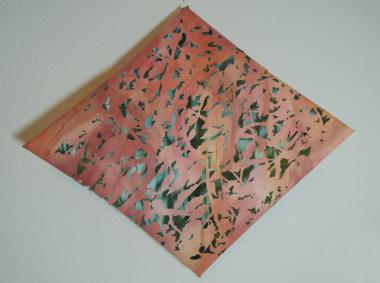 Papierschnitt Bettina Specht- Herbst