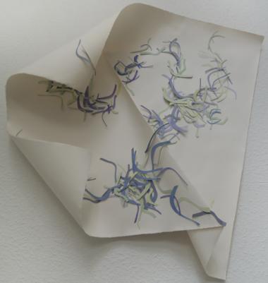 Papierschnitt Bettina Specht- Wellen